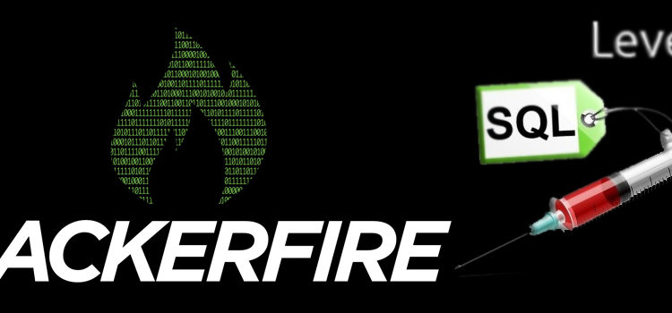 Sort introduction to SQL Injection – Hackerfire CTF (low level)